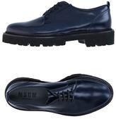 MSGM Lace-up shoe