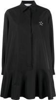 Valentino VLTN-print shirt-dress
