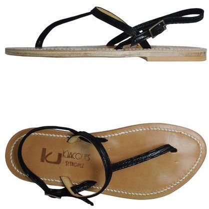 K Jacques St Tropez Flip flops