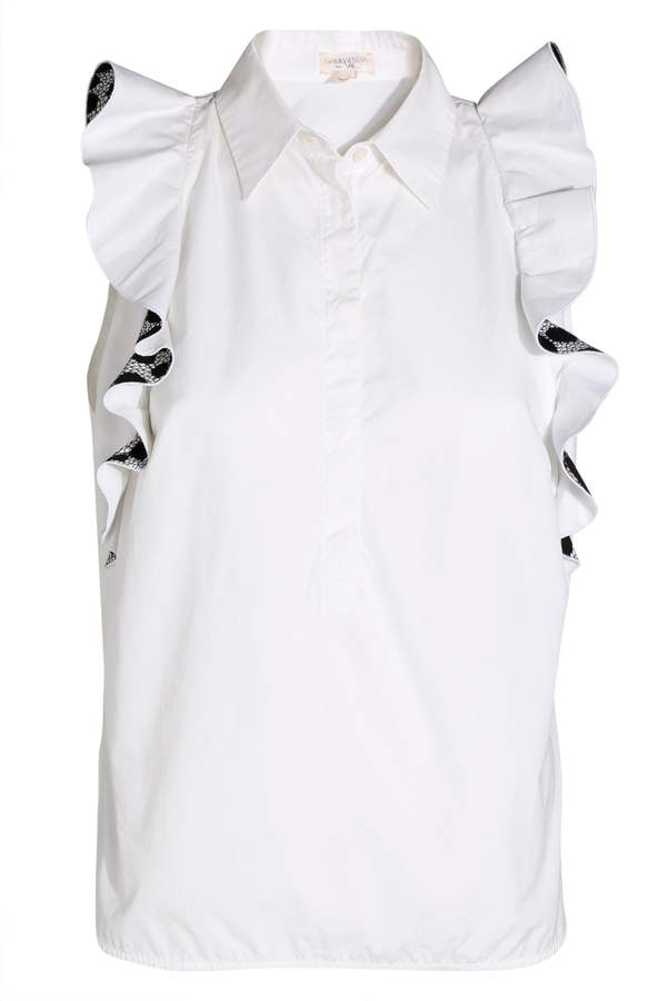 Giambattista Valli Sleeveless Shirt