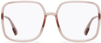 Christian Dior SoStellaireO1 Square Frame Glasses