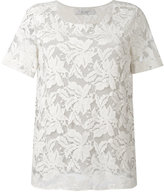 D-Exterior D.Exterior - embroidered top - women - Cotton/Polyamide/Viscose - 2
