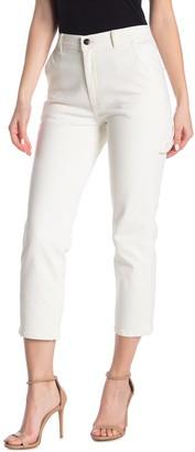 Frame Carpenter Cropped Jeans