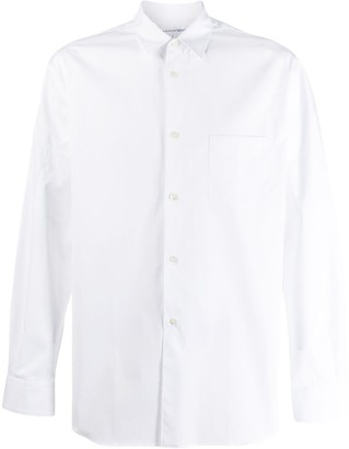 Comme des Garcons long sleeved shirt