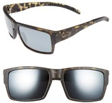 Smith Optics Men's Outlier Xl 58Mm Polarized Sunglasses - Matte Camo/ Platinum Lens