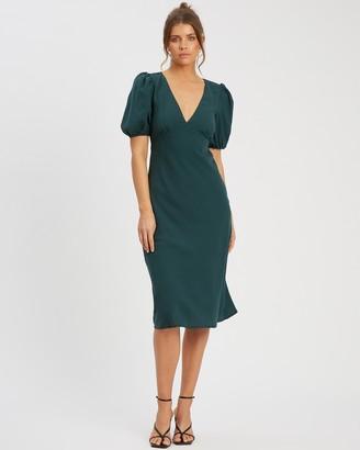 Calli Capri Midi Dress