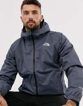 The North Face Quest insulated jacket in grey