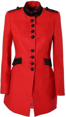 Red Blazer Camille