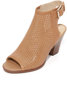 Sam Edelman Henri Open Toe Booties