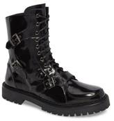 Moschino Men's Plain Toe Boot