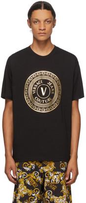 Versace Black Emblem T-Shirt