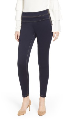 Tinsel Double Stack Side Zip Jeggings