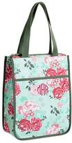Pottery Barn Teen Gear-Up Garden Party Floral Tote Lunch Bag