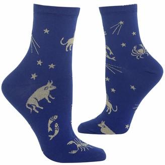 Hot Sox Women's Astrology Anklet Socks