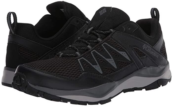 Columbia Wayfinder II (Black/Graphite) Men's Shoes