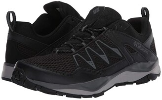 Columbia Wayfinder II (Black/Graphite) Men's Shoes