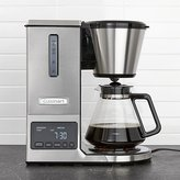 Crate & Barrel Cuisinart ® PurePrecision TM 8-Cup Pour-Over Coffee Maker with Glass Carafe