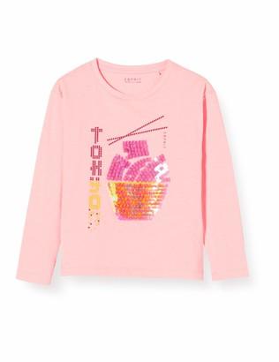 Esprit Girl's Rq1006312 T-Shirt Ls Long Sleeve Top