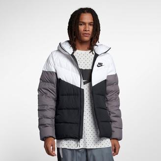 Nike Men's Sportswear Windrunner Down Fill Jacket
