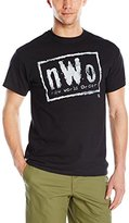 WWE Men's NWO Logo T-Shirt