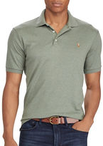Polo Ralph Lauren Big and Tall Classic-Fit Soft-Touch Polo
