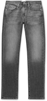 Frame L'homme Slim-Fit Stretch-Denim Jeans