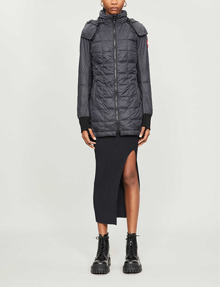 Canada Goose Ellison slim-fit shell-down jacket