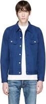 Visvim Navy Denim Jacket