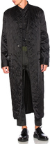 Haider Ackermann Quilted Coat