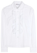 RED Valentino Cotton-blend Shirt