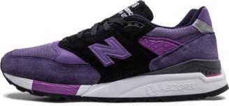 New Balance 998 'Purple/Black' Shoes - Size 11.5