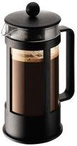 Bodum Kenya Three Cup Coffee Maker, 0.35 L - Black