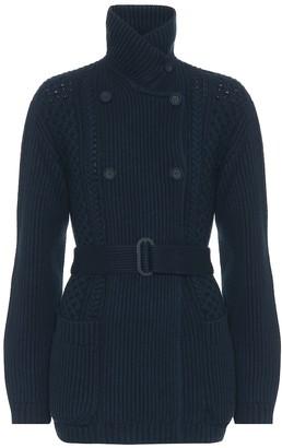Loro Piana Tarabel belted cashmere jacket
