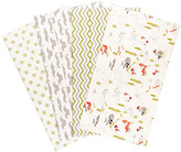 Trend Lab Winter Woods Flannel Burp Cloth - Set of Four