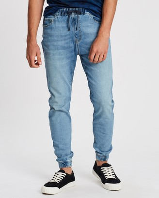 Hollister Advanced Stretch Denim Joggers