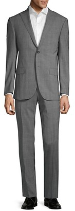 Corneliani Road To Excellence Savor Standard-Fit Wool Suit