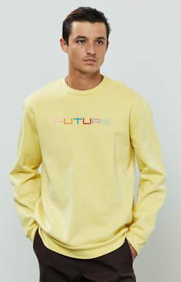Pacsun PacSun Future Pigment Crew Neck Sweatshirt