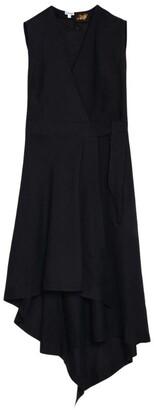 Loewe X Paula'S Ibiza Wrap Dress