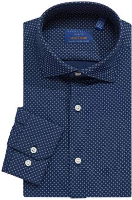 Perry Ellis Slim-Fit Performance Tech Dress Shirt