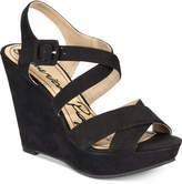 American Rag Rachey Platform Wedge Sandals, Created for Macy's Women's Shoes