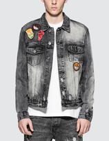 Staple x Ron English Denim Jacket