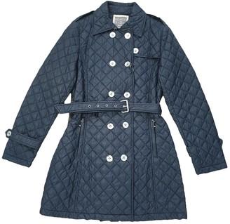 Romeo Gigli Blue Coat for Women
