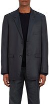 Lemaire Men's Cotton-Silk Satin Two-Button Sportcoat