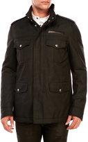 Just Cavalli Dark Green Jacket