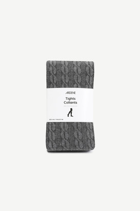 Ardene Cable-Knit Tights