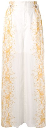 We Are Kindred Tropez palazzo pants