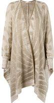 Cecilia Prado tricot cardi-coat