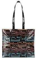 Harrods Neon City Shoulder Bag