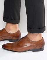 Ted Baker Umbber Toe Cap Oxford Shoes