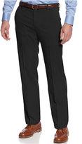 Kenneth Cole Reaction Slim-Fit Sharkskin Dress Pants